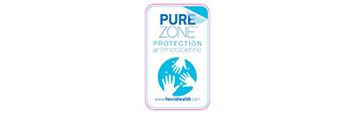 PURE ZONE® Antimicrobiell Folie